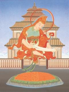 Caricato Capitolo conclusivo del Bodhisattvacharyavatara: LA DEDICA